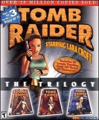 Tomb Raider Starring Lara Croft: The Trilogy
