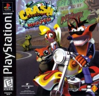 Crash Bandicoot 3: Warped