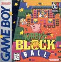 Kirby's Block Ball