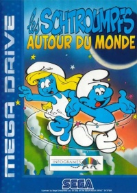 The Smurfs Travel the World