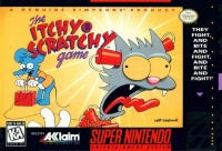 The Itchy & Scratchy Game