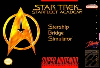 Star Trek: Starfleet Academy Starship Bridge Simulator