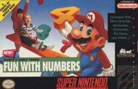 Mario's Early Years: Fun with Numbers