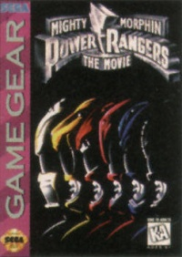 Mighty Morphin' Power Rangers - The Movie
