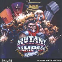 Mutant Rampage: BodySlam