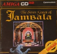 The Seven Gates of Jambala