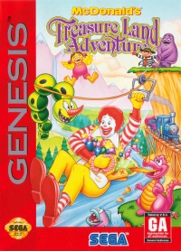McDonald's Treasure Land Adventure