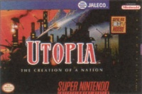 Utopia: The Creation of a Nation