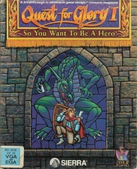 Quest For Glory I: So You Want To Be A Hero (VGA Version)