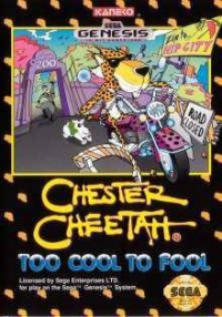 Chester Cheetah: Too Cool to Fool