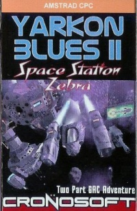 Yarkon Blues II: Space Station Zebra
