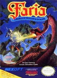 Faria: A World of Mystery & Danger!