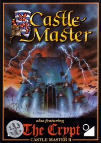 Castle Master also featuring The Crypt: Castle Master II