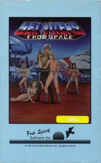 Sex Vixens From Space