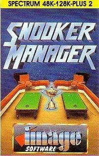 Snooker Manager