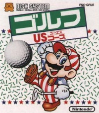 Famicom Golf: US Course