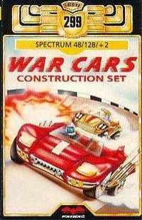 War Cars Construction Set