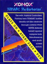 Tomarc The Barbarian