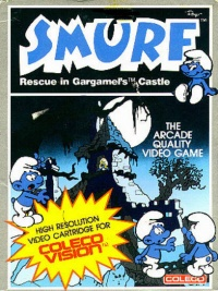 Smurf Rescue in Gargamel's Castle
