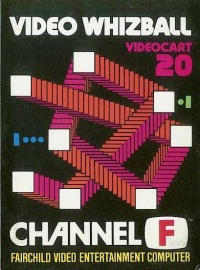 Videocart 20: Video Whizball