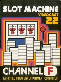 Videocart 22: Slot Machine