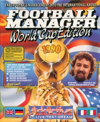 Football Manager: World Cup Edition
