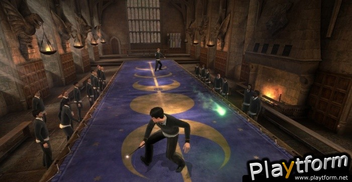 Harry Potter and the Half-Blood Prince (PlayStation 2)