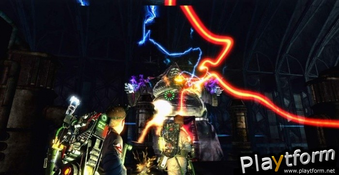 Ghostbusters The Video Game (Xbox 360)