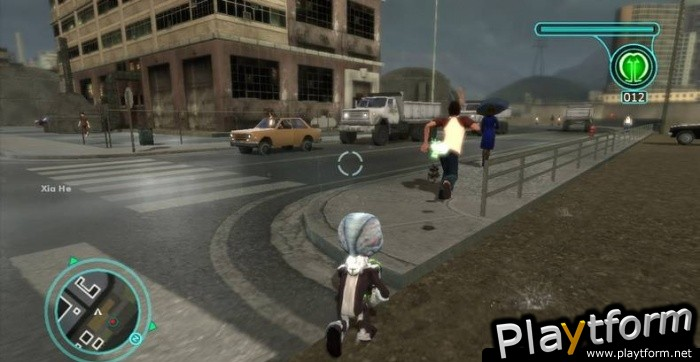 Destroy All Humans! Path of the Furon (Xbox 360)