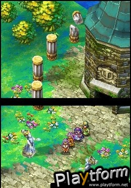 Dragon Quest IV: Chapters of the Chosen (DS)
