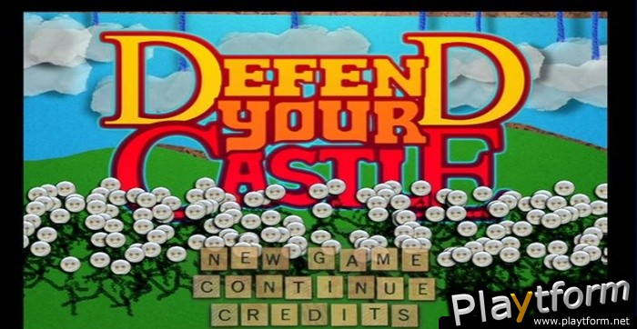 Defend Your Castle (Wii)