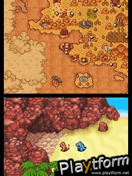 Pokemon Mystery Dungeon: Explorers of Time (DS)