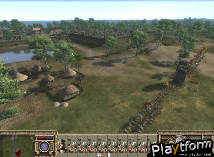 Скриншот к игре Medieval II: Total War Kingdoms (PC) .