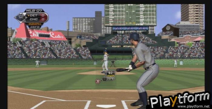 MLB 07: The Show (PlayStation 3)