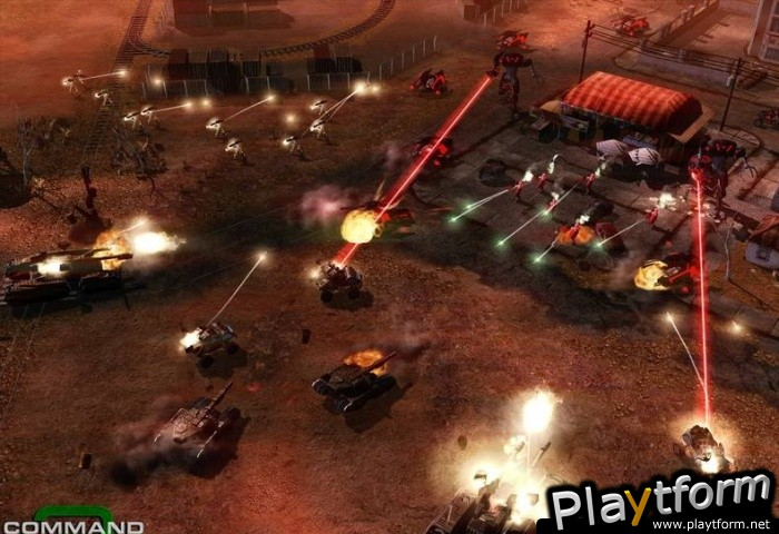 Command & Conquer 3: Tiberium Wars (PC)