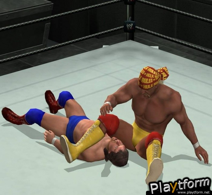 Download WWE Smackdown VS Raw 2011 Game For PC
