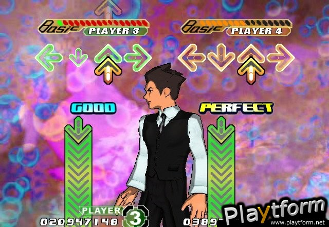 an analysis of the game dance dance revolution Help this ambitious skeleton fulfill his goals of becoming the world's first dancing skeleton champion dance revolution at its finest.