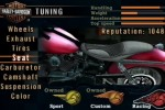 Harley-Davidson Motorcycles: Race to the Rally (PlayStation 2)
