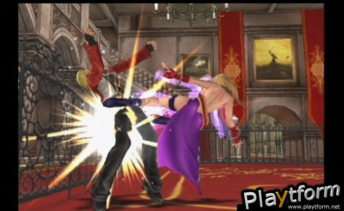 The King of Fighters 2006 (PlayStation 2)