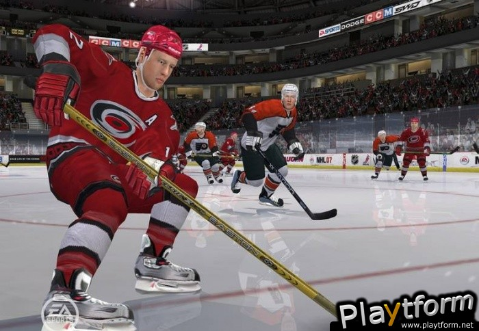 NHL 07 (PlayStation 2)