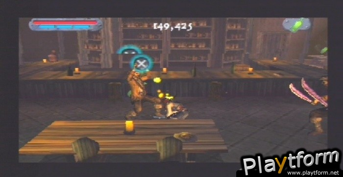 Pirates of the Caribbean: Dead Man's Chest (PSP)
