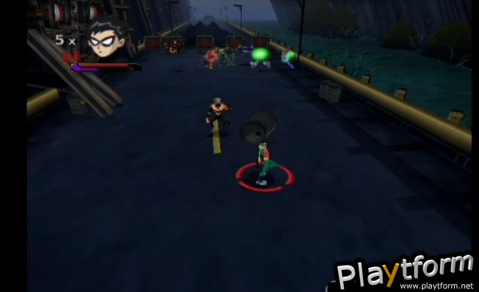 Teen Titans Cheats and Codes for Gamecube Cheat Happens