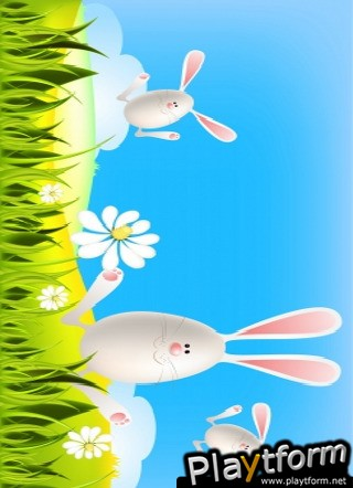 Easter Bunnies Slide Puzzle (iPhone/iPod)