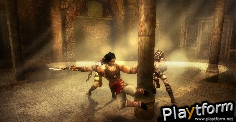 Prince of Persia Revelations (PSP)