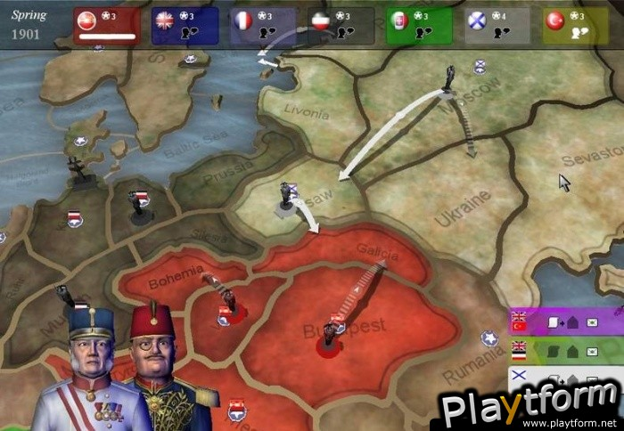 an analysis of diplomacy a strategy board game