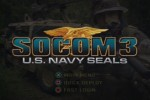 SOCOM 3: U.S. Navy SEALs (PlayStation 2)