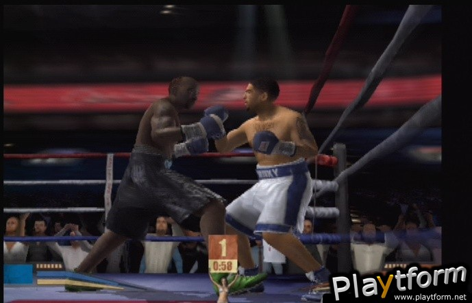 Fight Night Round 2 (PlayStation 2)