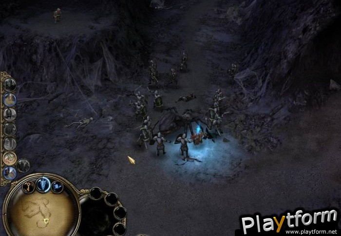 The Lord of the Rings, The Battle for Middle-earth (PC)