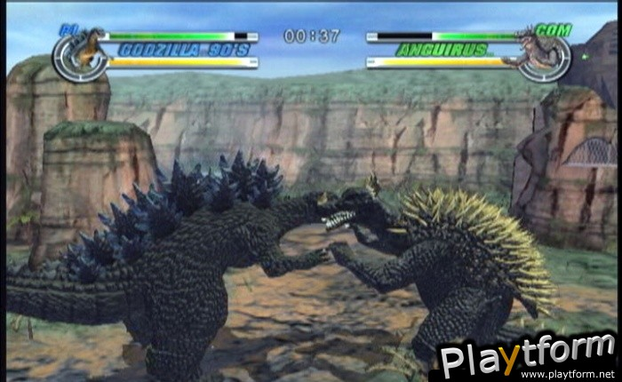 destroy all monsters ps2