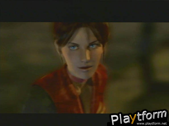 Resident Evil Code: Veronica X (PlayStation 2)